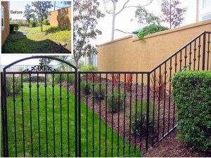Laguna Niguel Side Yard Overhaul