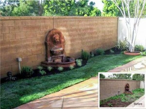 Irvine Condo Back Yard Refresh